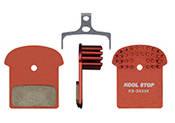 Bremsbeläge für Scheibenbremsen von Kool Stop